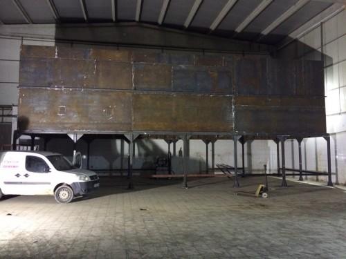Perlit Bunkeri